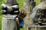 Nursery Sculpture trip May 2011